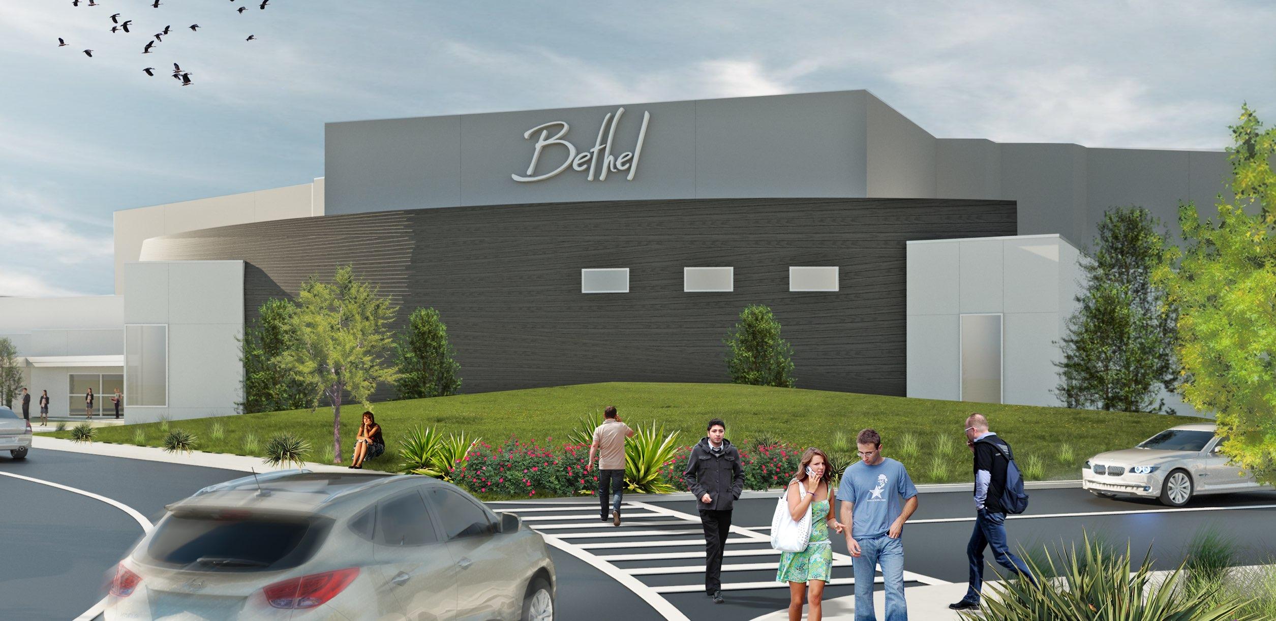 Bethel _ Vision 2022 _ Bethel Music _ Collyer Renderings _ Back of Bldg A@2x
